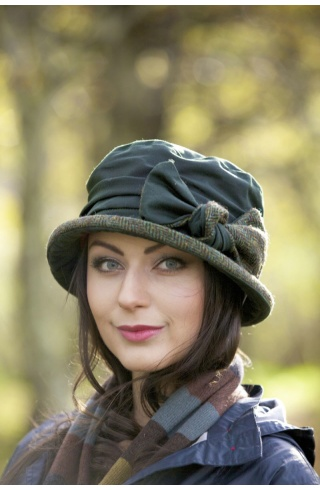 kathleen_mcauliffe_wax-_cotton_tweed_rainhat_1708595121